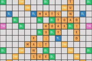 Word Tiles – Words With Friends for Symbian and MeeGo