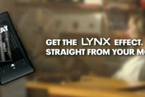 Video: Nokia Lumia 800 In Lynx Spray App Video :p