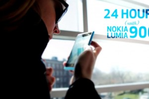 Video: AT&T's 24 hours with the Nokia Lumia 900