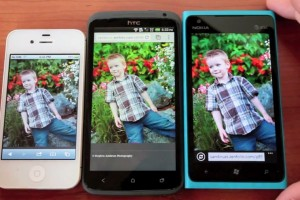 Video: Nokia Lumia 900 vs HTC One X vs iPhone 4S