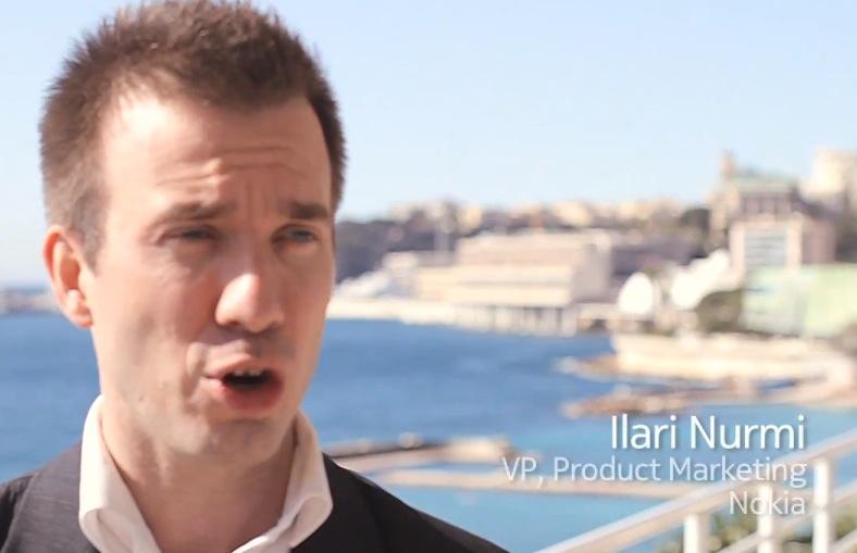 Ilari Nurmi, head of Product Marketing at Nokia leaves