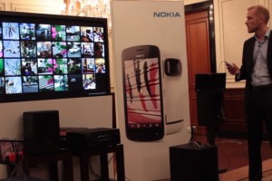 Video: HDMI out on Nokia 808 PureView – Instant picture from lock! Faster than WP or anything else!
