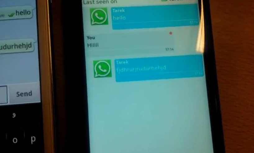 Whatsapp For Nokia N97