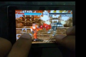 Video: Tekken Advance Game Playback on Nokia N8 (GBA)
