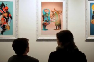 Video: Pictoplasma Portrait by Nokia (N9 wallpapers in Art Gallery)