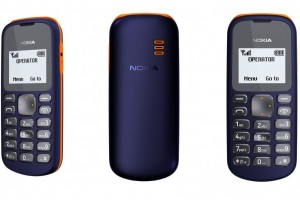 Nokia 103 released, 16 Euros, to start selling in Nigeria