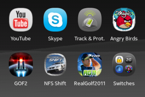 Screenshots: Wazzap on N9