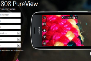 808 Pureview up for Pre-Order in India
