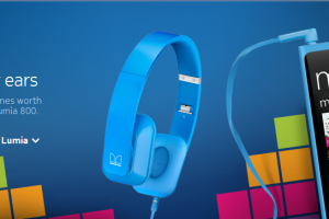 Free On-Ear Monster Purities with Lumia 800 in UK