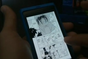 Lumiappaday #176: Your Manga Reader demoed on the Nokia Lumia 800