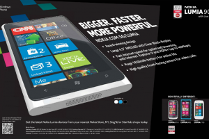 Lumia 900 Available in Singapore Via SingTel (S$248)