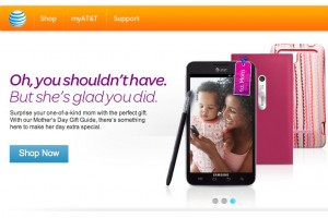 Magenta Nokia Lumia 900 for AT&T, Mother's Day gift guide (it's just a case)
