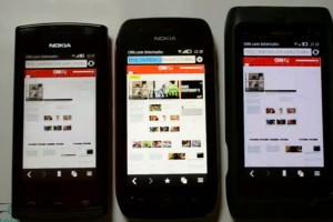 Video: Nokia 603 vs Nokia 500 vs Nokia N8: comparison of performance