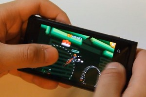 Lumiappaday #175: Rocket Riot  demoed on the Nokia Lumia 800 XboxLive