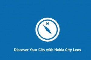 Video: Nokia City Lens for Nokia Lumia: Augmented Reality Browser (Beta)