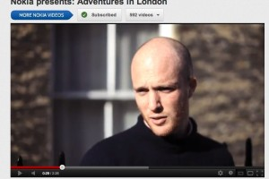 Weekend Watch: Nokia presents: Adventures in London &#8211; (What does this have to do with anything?)