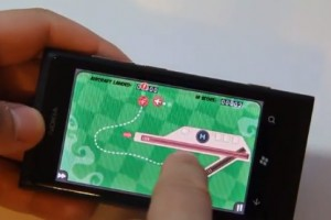 Lumiappaday #181: Flight Control  demoed on the Nokia Lumia 800 XboxLive
