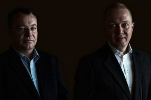 Marko Ahtisaari and Stephen Elop – Wired: Nokia's Last Stand