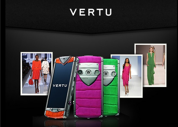 New Vertu Constellation Candy Launched