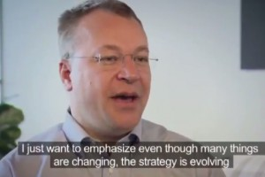 Video: Elop and Sormunen on nokia Sustainability report