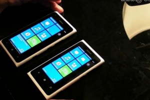 Video: Stormtrooper White Nokia Lumia 900 and Nokia Lumia 800