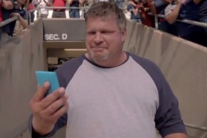 Video: The John Kruk commercial for Nokia Lumia 900 (ESPN spot)