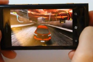 Lumiappaday #169: Need For Speed – Undercover demoed on the Nokia Lumia 800 XboxLive