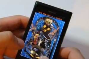 Lumiappaday #185:  Hardboiled Pinball demoed on the Nokia Lumia 800