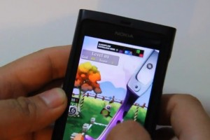 Lumiappaday #208: Archer demoed on the Nokia Lumia 800