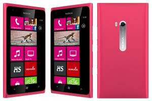 Magenta Lumia 900 Just Around the Corner for Launch at AT&T?