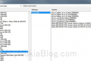 Update: More Nokia 808 files in NaviFirm
