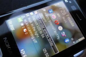 A Stroll Down Memory Lane: Nokia N82