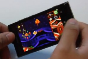 Lumiappaday #204: CarneyVale: Showtime demoed on the Nokia Lumia 800 #XboxLive