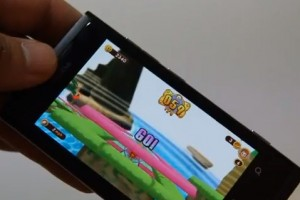 Lumiappaday #205: Super Monkey Ball demoed on the Nokia Lumia 800