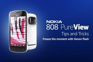 Video: Nokia 808 PureView Tips (Xenon Flash)