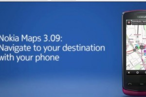 Video: Nokia Maps 3.09: Navigate to your destination with your phone