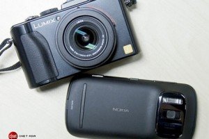 CNet: Nokia 808 PureView vs Panasonic Lumix DMC-LX5