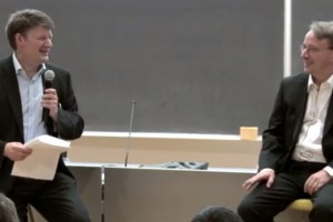 Video: 1 hour with Linus Torvalds at Aalto University