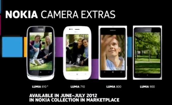 Nokia Camera Extras Now Available in US & Canada