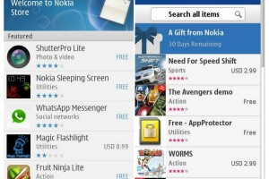 Nokia Store updated for Symbian^3, Anna, Belle (v3.30.005) and S60v(V1.30.004)