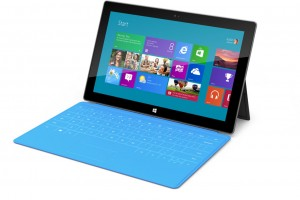 "Microsoft Unveils New ""Surface"" Tablet Line Running Windows RT & Win 8"