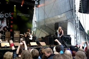 Videos: Amazing Rich Recording Nokia 808 PureView Kivenlahti Rock 2012
