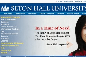 Press Release: Seton Hall University provides Nokia Lumia 900 to incoming freshmen