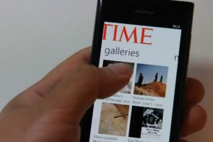 Lumiappaday #209: TIME Mobile demoed on the Nokia Lumia 800