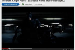 Video: The Dark Knight Rises – Exclusive Nokia Trailer Debut