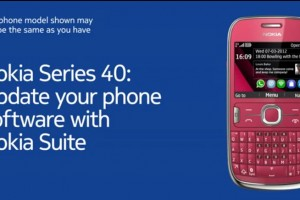 Video: Weekend Watch: Nokia Series 40: Update your phone software with Nokia Suite