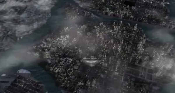 Video: Explore Gotham City in&nbsp;3D