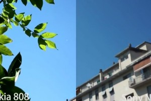 Video: Nokia 808 PureView vs Sony NEX-7, video, AF and audio test.