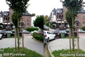 Video: More video comparisons with Nokia 808 PureView, iPhone 4S, SGSIII and N8