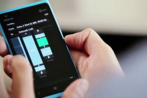 Video: Nokia Transport with detailed line view and multiple tiles